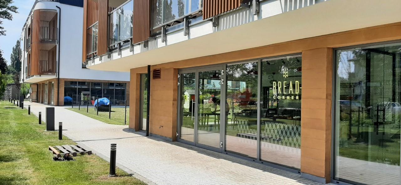 Piekarnia rzemieślnicza na terenie Kampusu Zamienie otwarta!